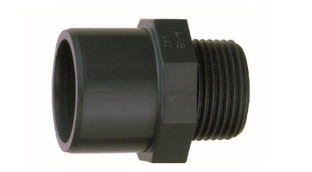 embout PVC mixte - PVC pression hydraulique