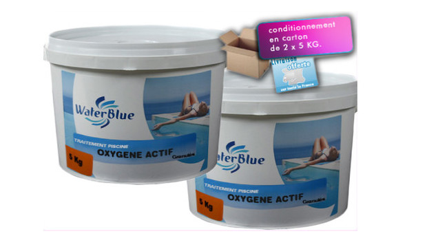 oxygene actif granules - conditionnement