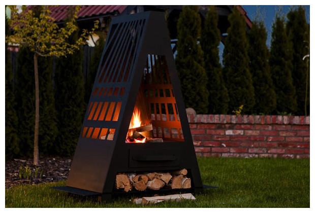 achat vente de la chemin e brasero cheyenne bois pourquoi se priv d 39 un peu de chaleur. Black Bedroom Furniture Sets. Home Design Ideas
