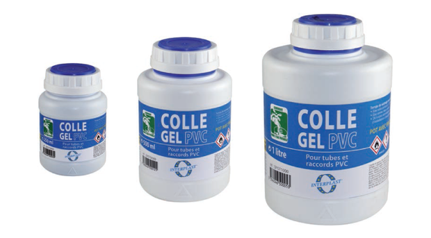 Interfix gel la colle id ale pour consolider votre for Colle pour pvc piscine