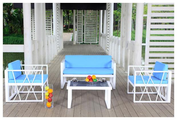 Beautiful Salon De Jardin Bas Textilene de Design - Photos et idées ...
