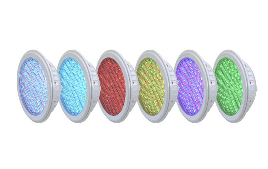 éclairage piscine spectravision led rgb 252par56
