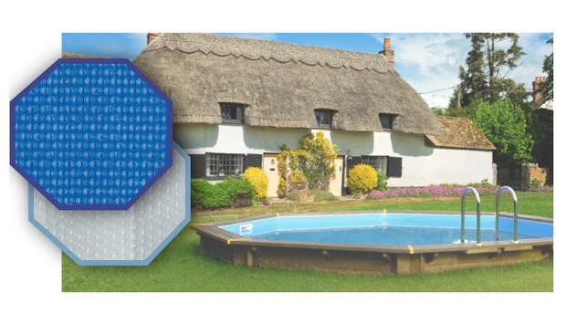bache solaire été pour piscine bois woodfirst original