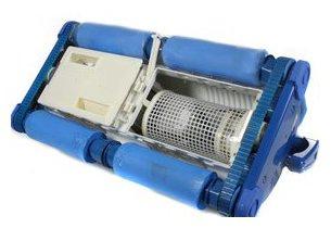 robot electrique grande surface ultramax - vue dessous 2