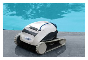 dolphin e10 - robot nettoyeur pour piscine 8 m