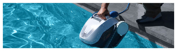 robot dolphin e10 - manipulation facile