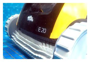robot dolphin E20 - zoom roues