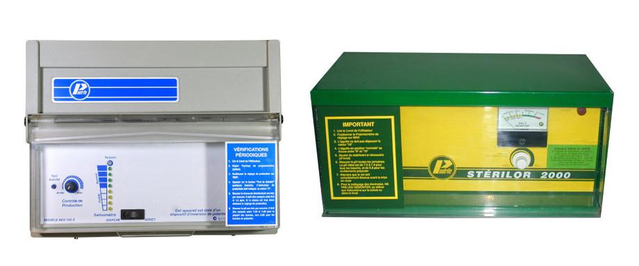 Cellule compatible pour électrolyseur Stérilor®