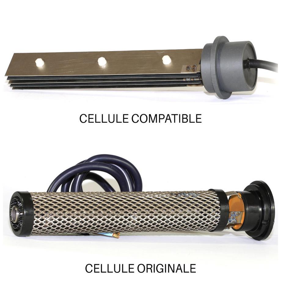Cellule compatible électrolyseur Chloromatic®