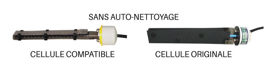 Cellule d'électrolyse compatible avec les électrolyseurs Compuchlor®