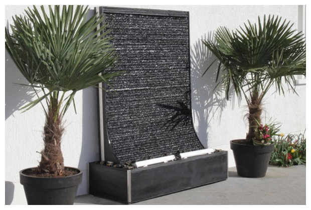 fontaine d eau exterieur mur d eau fontaine ext rieure jakos id es jardin un petit point d eau. Black Bedroom Furniture Sets. Home Design Ideas