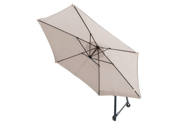 Parasol ange d port jardin - Parasol deporte orientable et inclinable ...