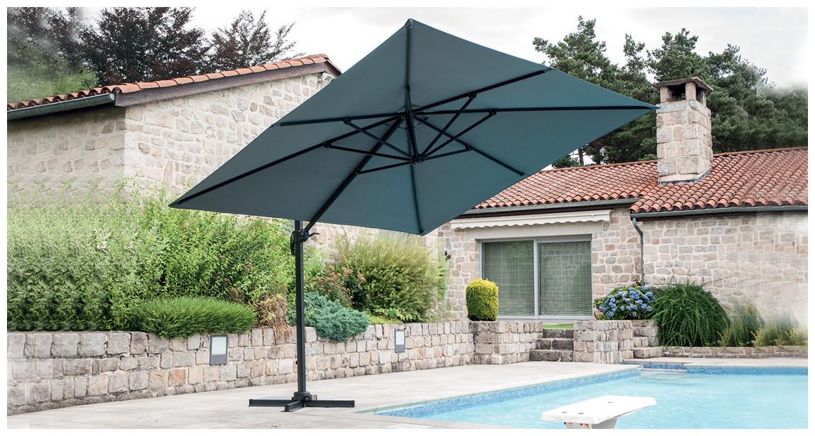 parasol déporté luxe king ensituation
