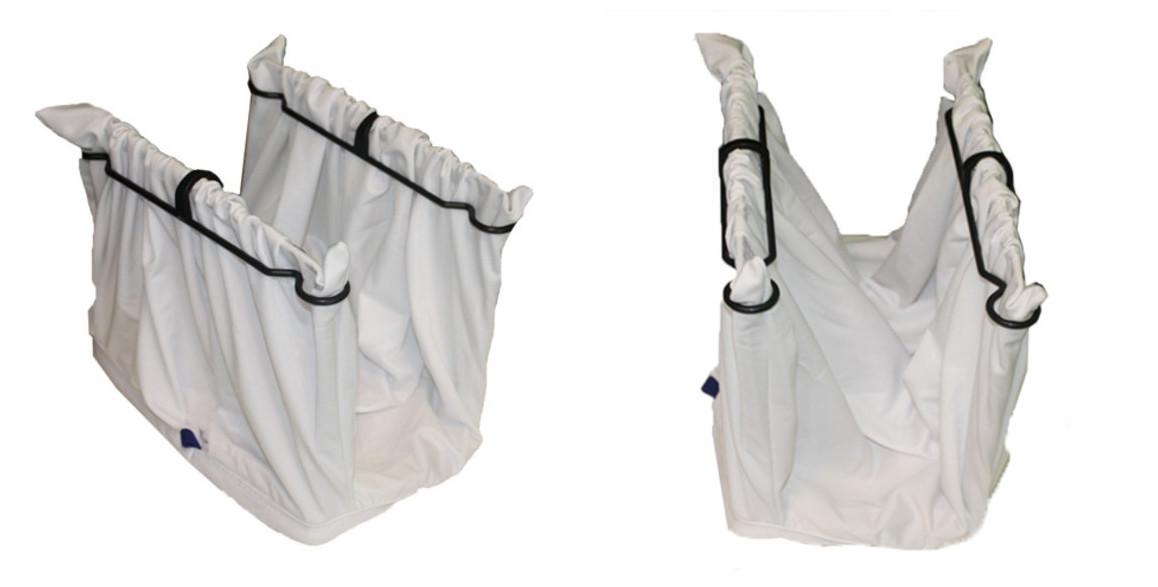 sac de filtration du robot de piscine dolphin 2001 vintage