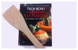 livre de recette pour plancha PL600E Roller Grill en situation