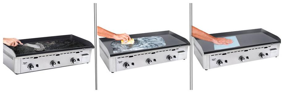 plancha gaz roller grill 900