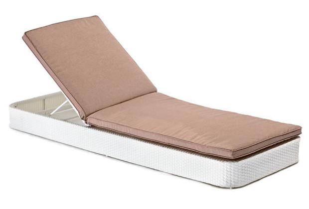 Lit de bain en r sine multi positions prix confortable - Bain de soleil confortable ...