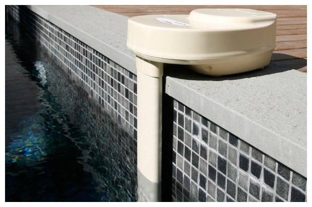 système alarme piscine sensor premium pro en situation