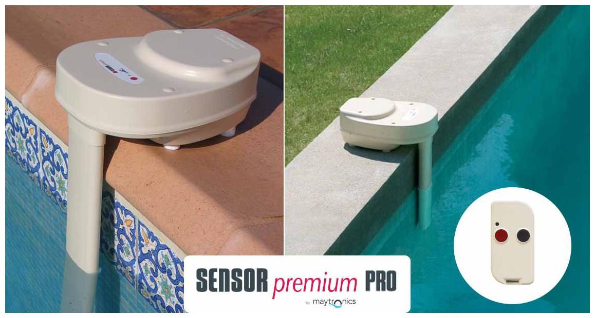 alarme de sécurité de piscine sensor premium pro avec télécommande