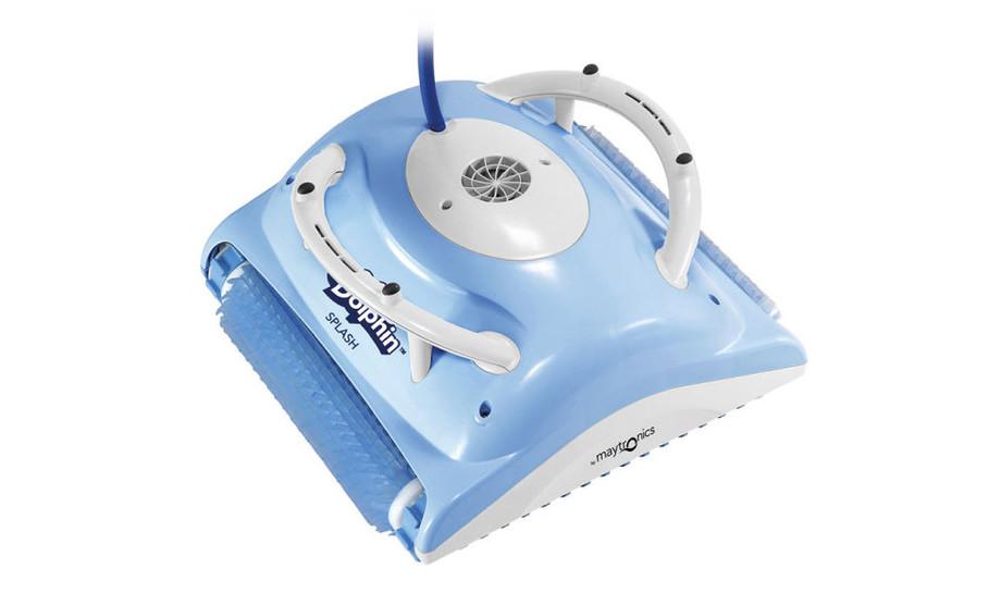 Robot électrique Dolphin Splash