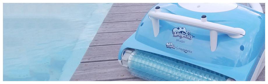 robot splash par dolphin cycle complet 3h piscine. Black Bedroom Furniture Sets. Home Design Ideas