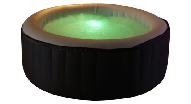 projecteur LED couleur pour spa gonflable
