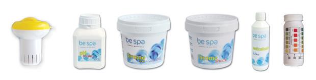 kit traitement brome pour spas