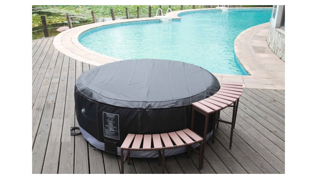 marche et console haute spa waterclip piscine center net. Black Bedroom Furniture Sets. Home Design Ideas