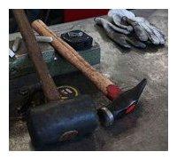 Fabrication artisanale du brasero Vask