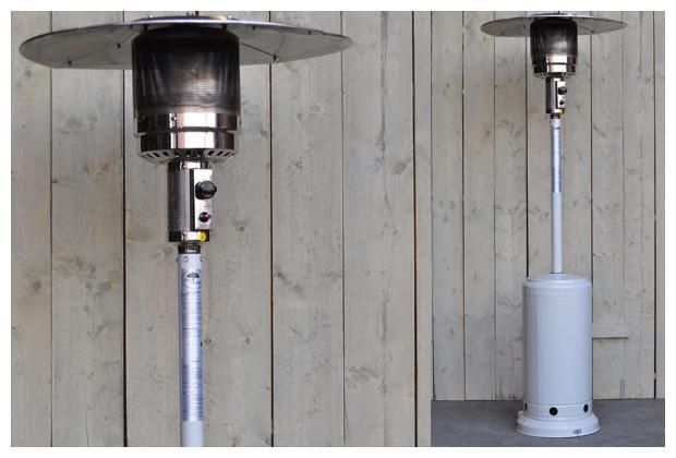 Achat parasol chauffant ou chauffage ext rieur gaz for Chauffage exterieur gaz design