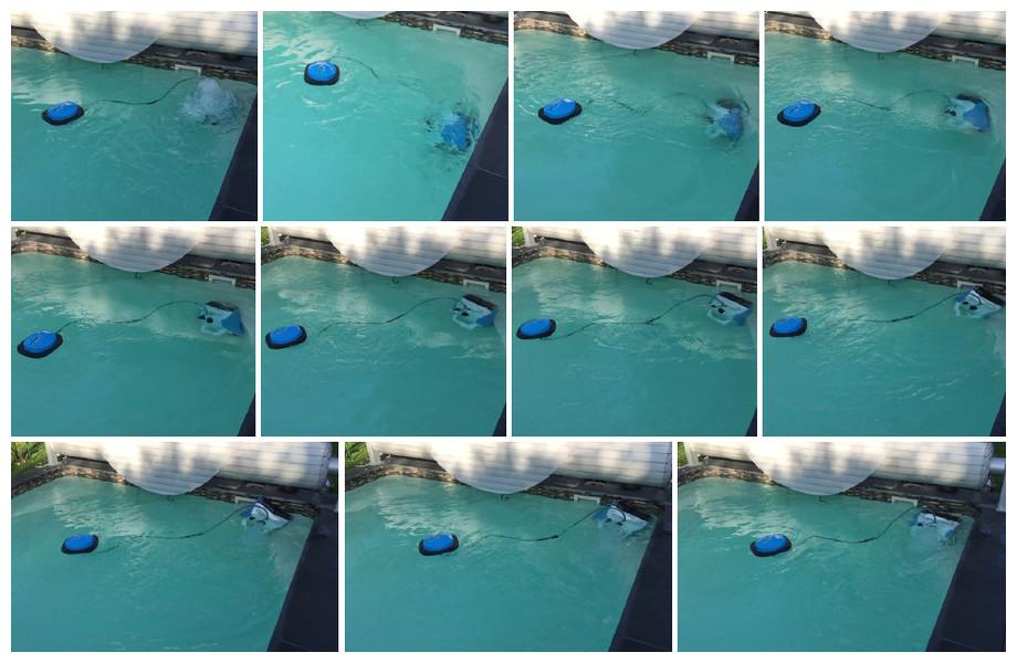 Robot et aspirateur sans fil sur batterie piscine center net for Prise aspirateur piscine