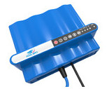 Robot de piscine sans fil Poolbird - programmes de nettoyage