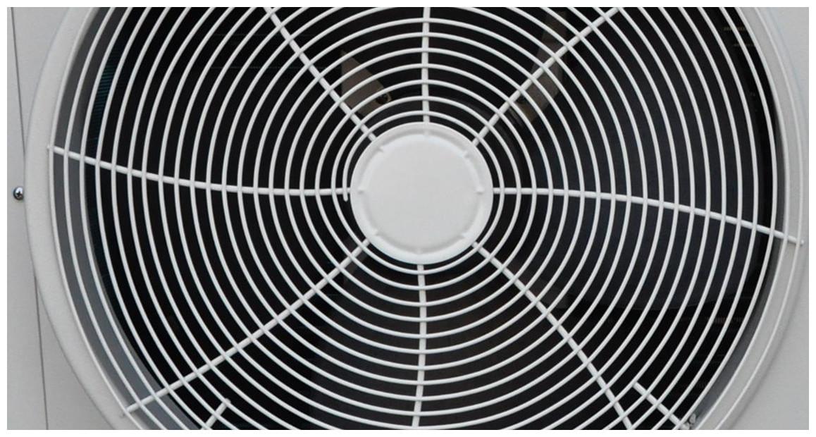 ventilateur de le pompe à chaleur pacfirst nova inverter