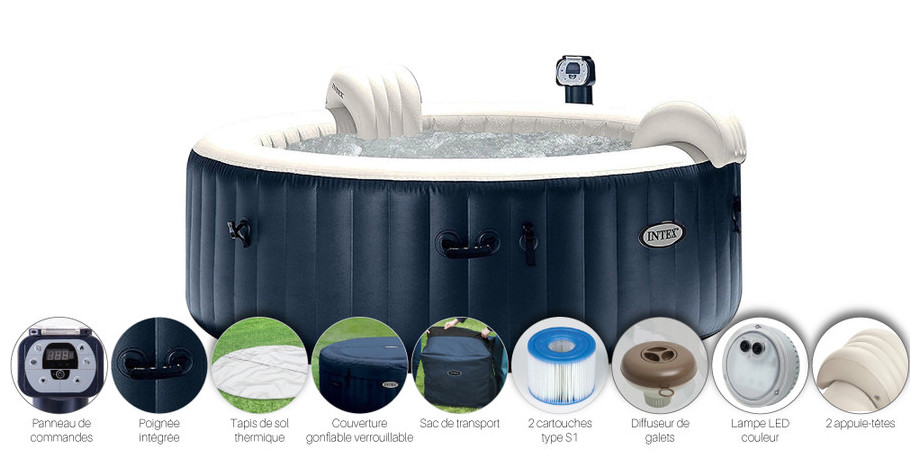 Spas Gonflables Intex Piscine Center Net