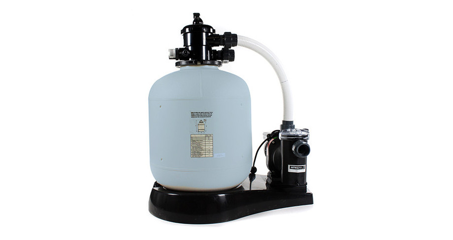 platine de filtration 6 m³/h pour piscine bois 562