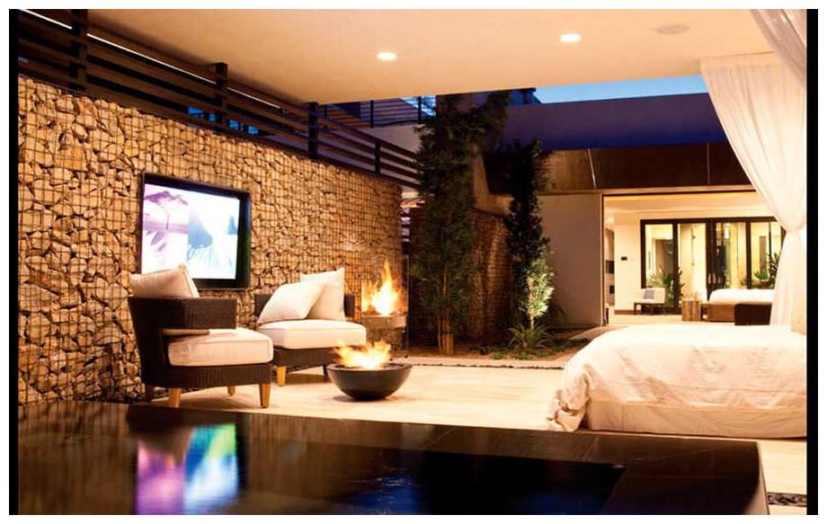chemin e d 39 ext rieure au bio thanol mix 600 piscine. Black Bedroom Furniture Sets. Home Design Ideas