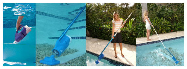 Catfish aspirateur nettoyeur by pool blaster piscine for Aspirateur piscine