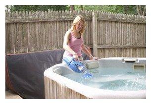 pool blaster max - aspirateur nettoyeur piscine spa