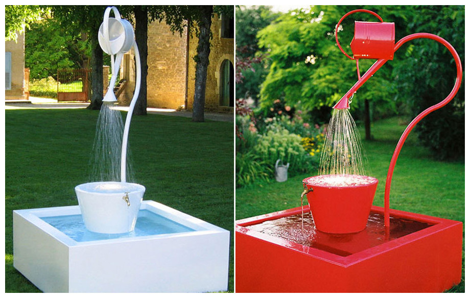 Sublime la fontaine l opold en vente sur le site for Fontaine piscine design