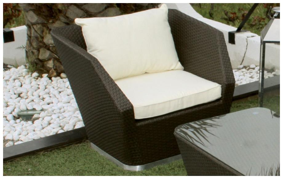 fauteuil du salon bas de jardin club
