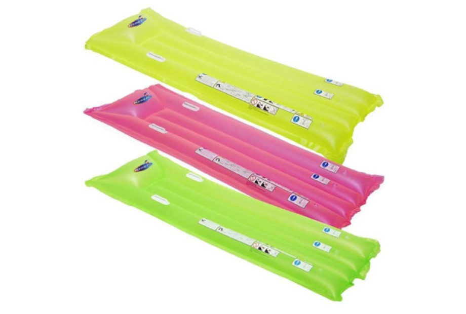 Matelas gonflable Fluo pour piscines