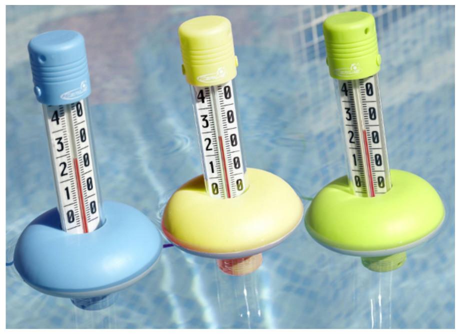 Mini thermomètre Vision couleur Kerlis