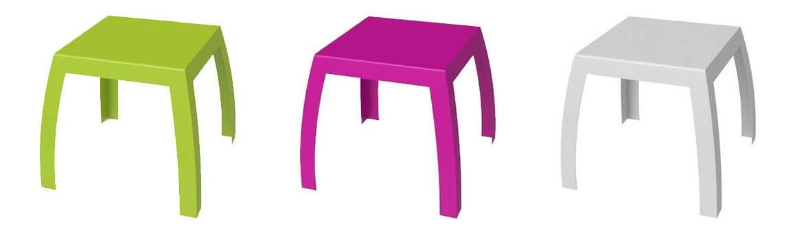 table maya pour fauteuil ondule hémisphere