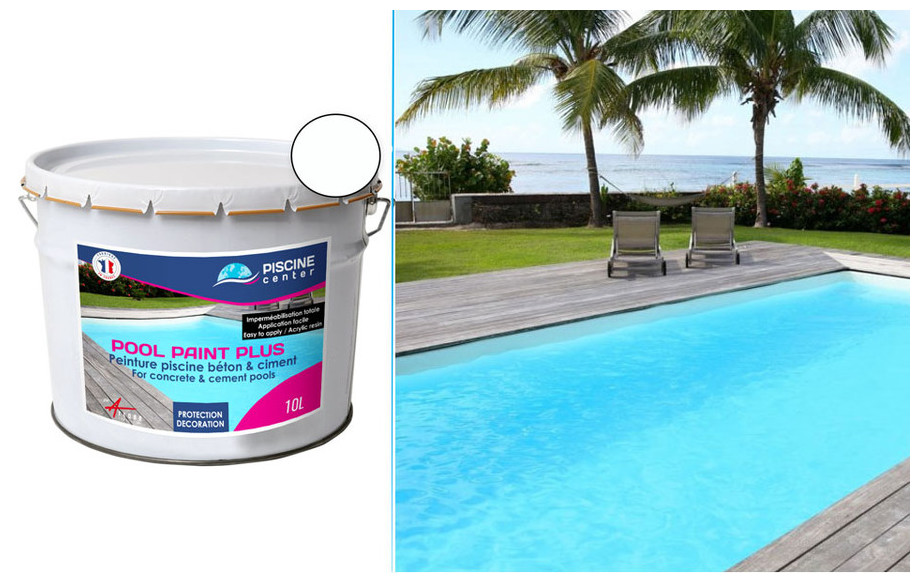 Pool paint plus piscine r volutionnaire et conomique for Piscine center