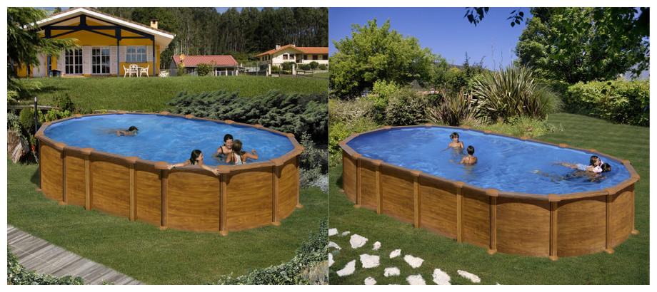 Piscine hors sol bois amazon cheap amazon piscine hors for Piscine amazone