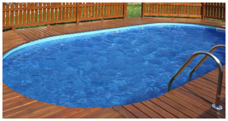 Piscine acier gr enterrer h 150 cm piscine center net for Piscine en acier