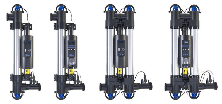 Stérilisateur UV Pro Pool Plus jusqu'à 100 m³
