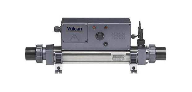 vulcan electro analogue rechauffeur de piscine