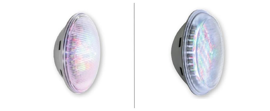 ampoule Lumiplus led rgb pour piscine avec ou sans télé commande