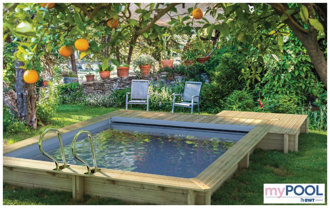piscine bois urbaine procopi en situation